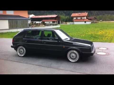 golf 2 limited 16v g60 vw motorsport youtube. Black Bedroom Furniture Sets. Home Design Ideas