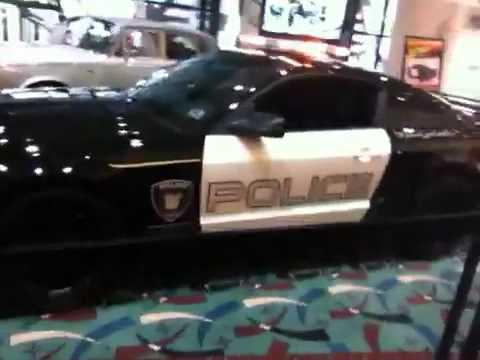 BONUS! Barricade @ Milwaukee Auto Show!