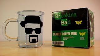 Breaking Bad Beaker Mug (ThinkGeek) (Unboxing) - What I got in the Mail Ep.3