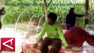 Ini dia Lahan Suryono, Petani Riau Pembicara di KTT Perubahan Iklim