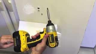 Drywall Repairs with no Mess or Vacuum