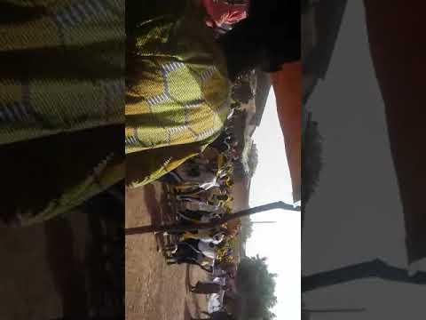 La fête de lion dioncourou a Kaniaga kremis en 2017