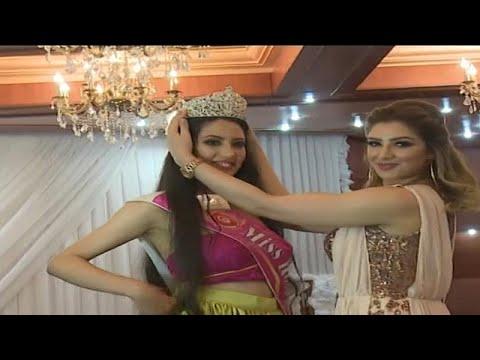 شاهد: تتويج ملكة جمال الورد في أريانة التونسية  - 22:54-2019 / 5 / 20
