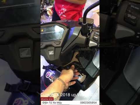 Cùm CB500x Up Vario 2018 - Điện Tử Xe Máy