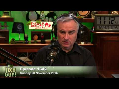 Leo Laporte - The Tech Guy 1342