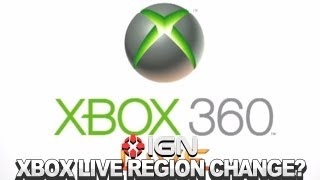 IGN News - Xbox Live Offers Account Region Migration
