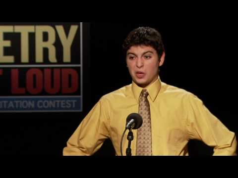 Poetry Out Loud | Chris Calderazzo| MPB