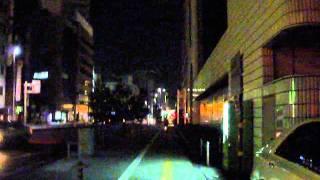 【深夜】 静岡駅周辺を歩く①
