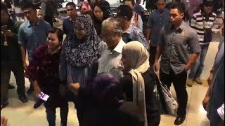 PM makes surprise visit at TBS, impressed with ticketing system