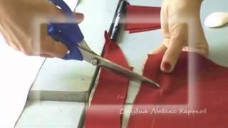 видео Метод кроя и шитья любакс