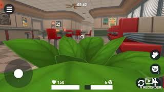 Game play of hide online