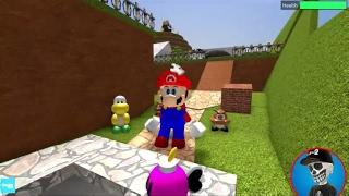 Roblox Super Mario 64 (Updates)