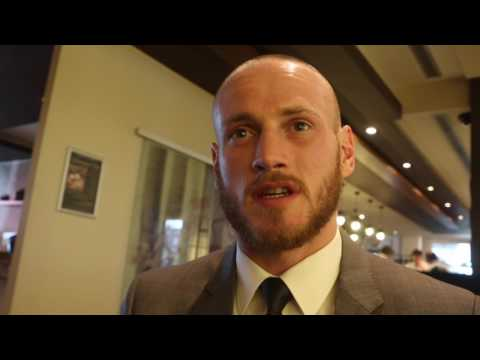'THE JAMES DeGALE FIGHT MAY NOT HAPPEN' - GEORGE GROVES FOCUSED ON FEDOR CHUDINOV WORLD TITLE CLASH