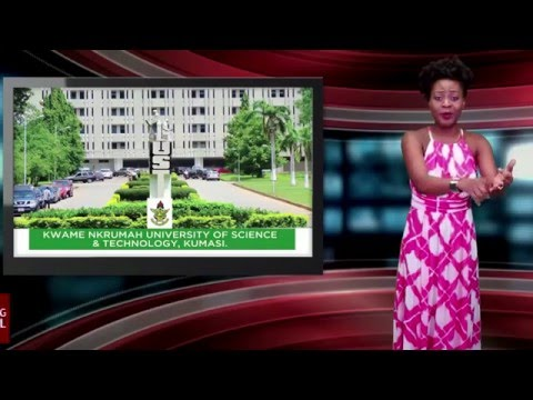 Sex Tape Publicly Screened On Ghana's KNUST Campus... Abomination!!!