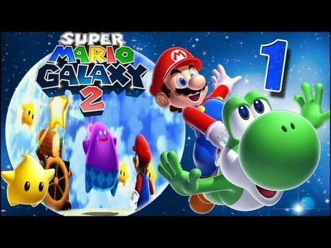 Super Mario Galaxy 2 Wii (Guia en Español) Parte 1