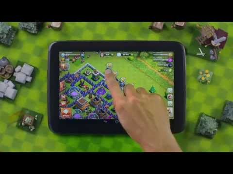 Clash Of Clans - Save Your Game Progress With Google+ - Android