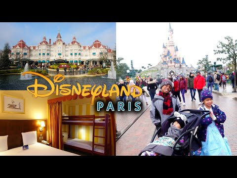 Disneyland Paris With Kids // Ultimate Disney Roadtrip