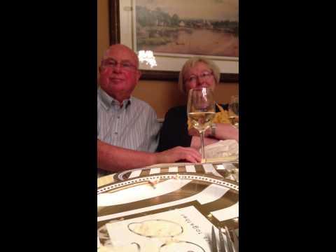 Mom & Dad's 50th anniversary speech