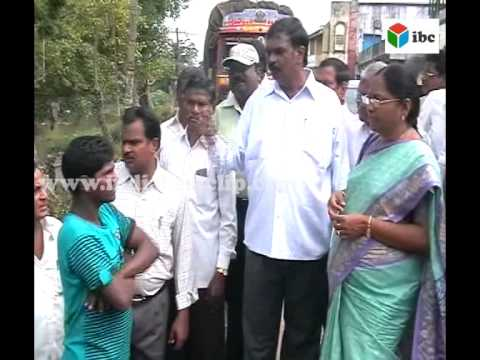 usha rani garu conducting clean and green programs