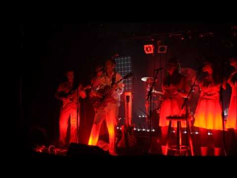 IJzeren Vogel Live - De Astronaut 2011