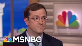 Former President Donald Trump Transition Staffer Calls For Impeachment | Hardball | MSNBC