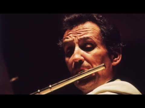 Albert Roussel: Joueurs de flute - Alain Marion  flute