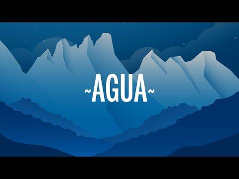 Tainy, J Balvin – Agua (Letra/Lyrics)