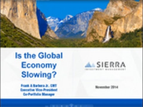 What's Ahead for the Global Economy and Major Capital Markets in 2015