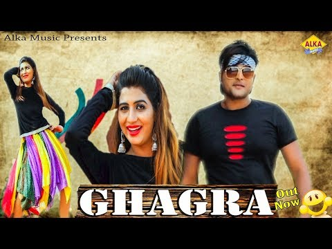 GHAGRA || Aashu Malik || Sonika Singh || Sunny Sunny || New Haryanvi DJ Song 2018