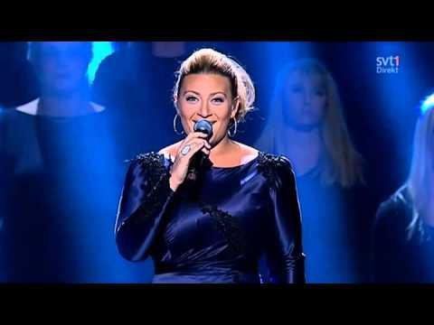 Sarah Dawn Finer - Med Dig Vid Min Sida, Live Idrottsgalan (2013)