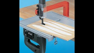 Scroll Saw Adapter for Jigsaw Table - Home made projects with Jigsaw
