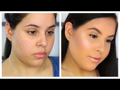 HOW TO: Foundation Routine for Texture/Large Pores | Nelly Toledo