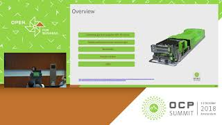 OCPREG18 - Facebook Latest Server ML Hardware Overview