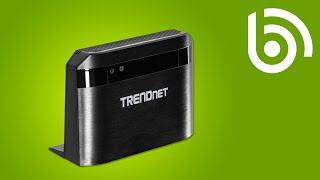 TRENDnet TEW 810DR WiFi AC Introduction