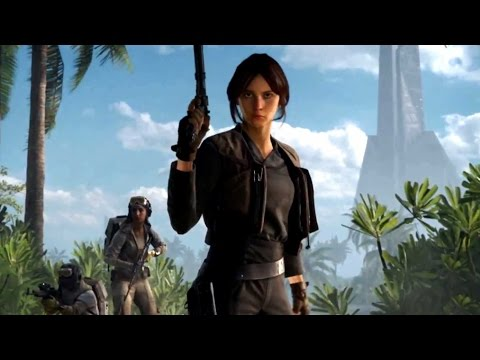Star Wars Battlefront Rogue One: Scarif - Trailer Oficial