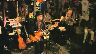 """Paul zollo performing """"genius"""" by warren zevon"""
