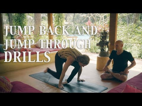 Jump Through and Jump Back Drills | Ashtanga Yoga
