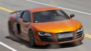 Audi R8 GT 2012 Videos