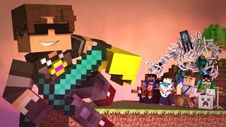 """New World"" - A Minecraft Parody of Coldplay's Paradise (Music Video) thumbnail"
