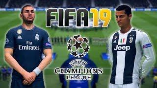 FIFA 19 FR | JUVENTUS - REAL MADRID (Ligue des Champions)