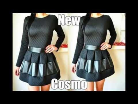 Lévne dámské šaty, dámské sukně a minisukně. Výprodeje mini, midi, maxi a krátké