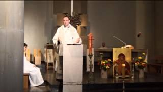 Rekolekcje przed Zesłaniem Ducha Św.- Dominikanie piątek 17.05.2013 Kazanie