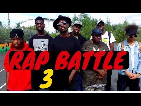 RAP BATTLE (PART 3) vs JOKAH TULULU - Ah Nice