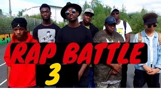 RAP BATTLE (PART 3) vs JOKAH TULULU - Ah Nice