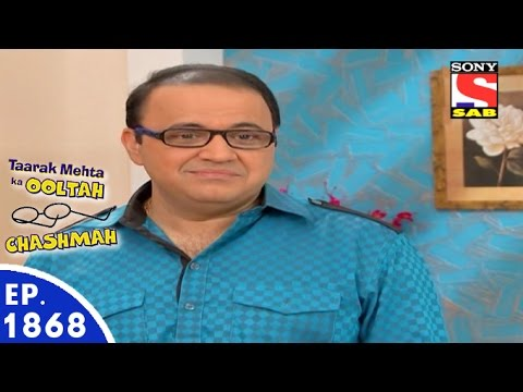 Taarak Mehta Ka Ooltah Chashmah - तारक मेहता - Episode 1868 - 10th February, 2016