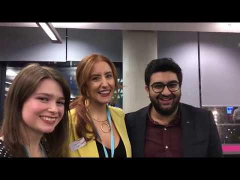 University of Salford Journalism at BJTC Awards 2017