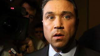 Repeat youtube video Congressman Threatens to Break Reporter in Half