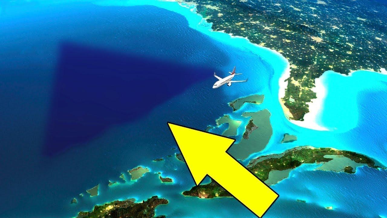 Hayatta Kalabilen Pilot Bermuda Şeytan Üçgeni'nde Neler Gördüğünü Anlattı