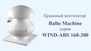 видео Ballu Machine WIND 250/310