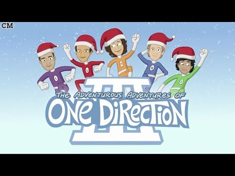 The Adventurous Adventures of One Direction 3 Full [RusSub] [Полная версия Русские субтитры] Mp3